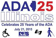 ADA 25 Illinois