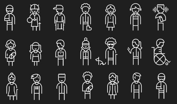 Microsoft Inclusive Design Logo